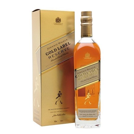 JOHNNIE WALKER GOLD LABEL RESERVE JOHNNIE WALKER GOLD LABEL RESERVE