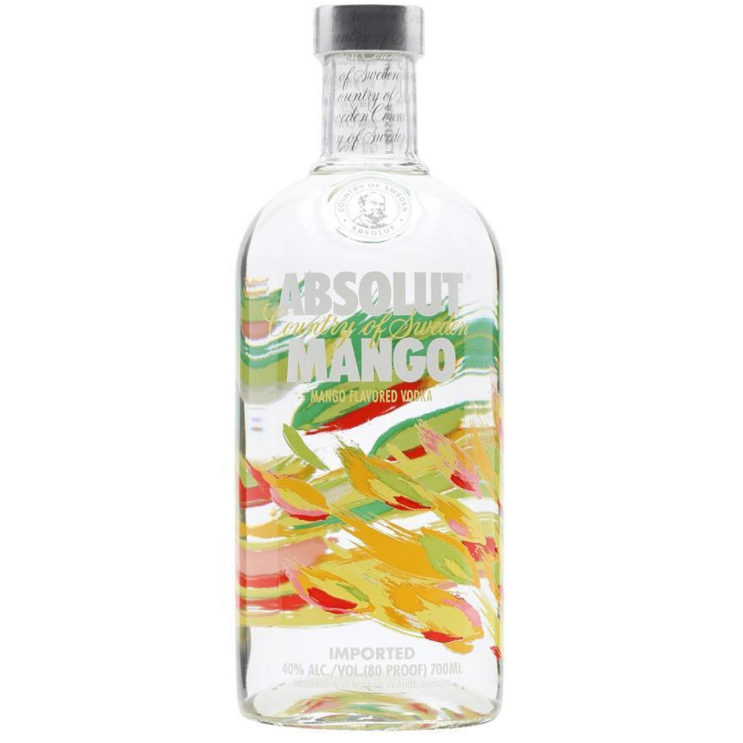 ABSOLUT CITRON 700ml ABSOLUT MANGO 700ml-COPY