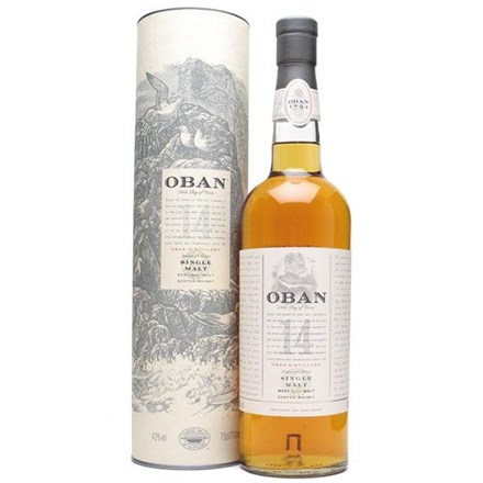 Oban Single Malt 700ml Oban Single Malt 700ml