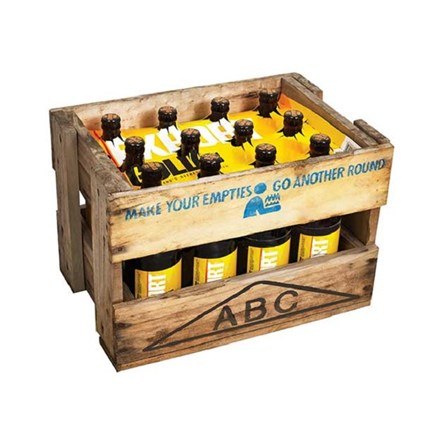 Export Gold Swappa Crate 12x745ML Export Gold Swappa Crate 12x745ML