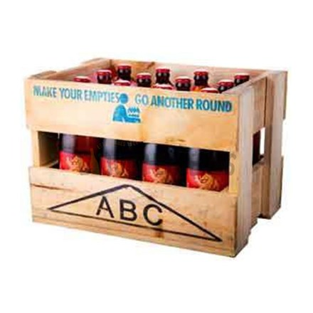 Lion Red Swappa Crate 12x745ML Lion Red Swappa Crate 12x745ML