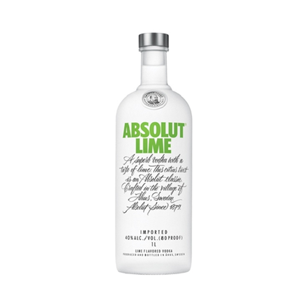 ABSOLUT Vanilla 700ml ABSOLUT lime 700ml-COPY