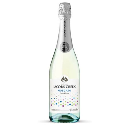 JACOBS CREEK SPARKLING MOSCATO JACOBS CREEK  MOSCATO